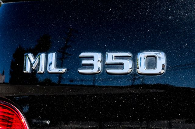 2009 Mercedes-Benz ML350 3.5L Reseda, CA 47