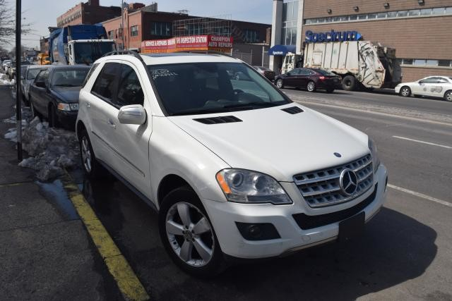 2009 Mercedes-Benz ML350 3.5L Richmond Hill, New York 1