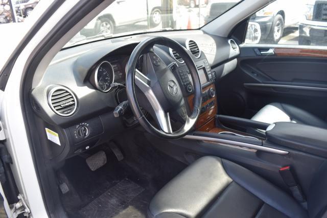 2009 Mercedes-Benz ML350 3.5L Richmond Hill, New York 7