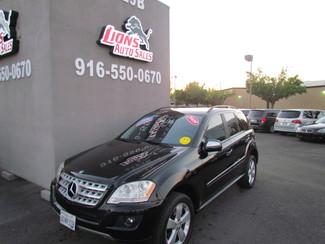 2009 Mercedes-Benz ML350 3.5L Navi /  Camera Sacramento, CA 7