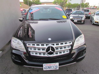 2009 Mercedes-Benz ML350 3.5L Navi /  Camera Sacramento, CA 9