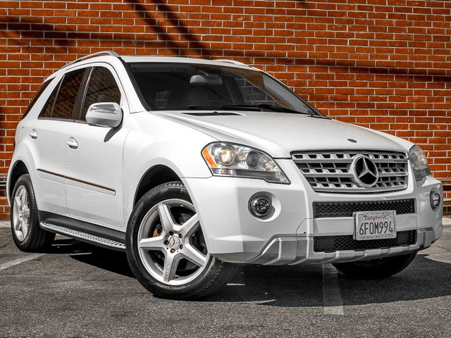2009 Mercedes-Benz ML550 5.5L Burbank, CA 2