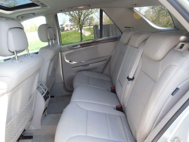 2009 Mercedes-Benz ML550 5.5L Leesburg, Virginia 13