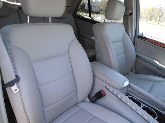 2009 Mercedes-Benz ML550 5.5L Leesburg, Virginia 21