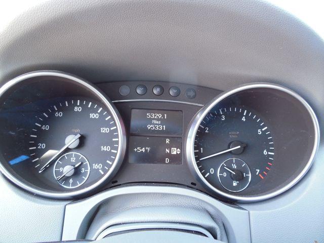 2009 Mercedes-Benz ML550 5.5L Leesburg, Virginia 26