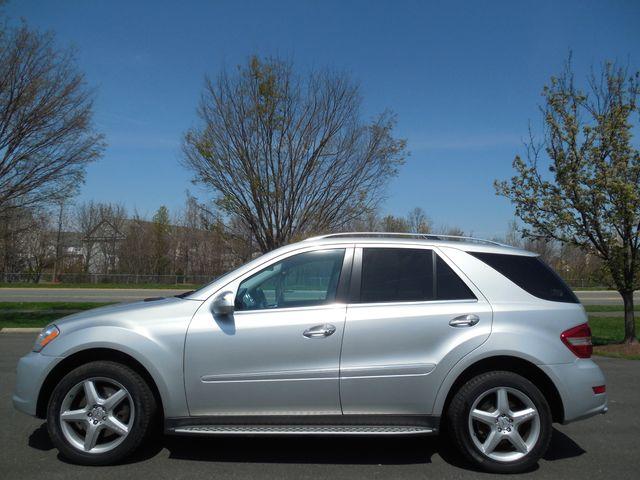 2009 Mercedes-Benz ML550 5.5L Leesburg, Virginia 4