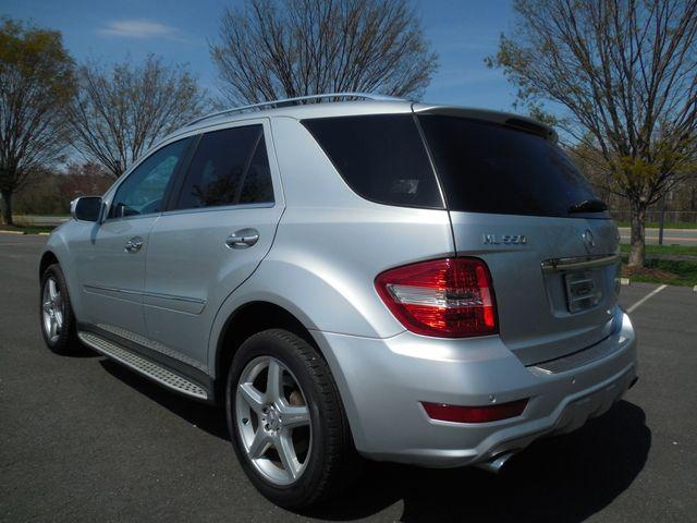 2009 Mercedes-Benz ML550 5.5L Leesburg, Virginia 3