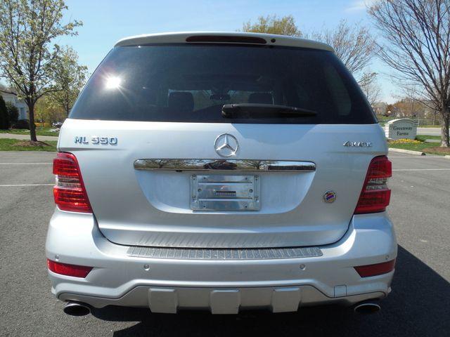 2009 Mercedes-Benz ML550 5.5L Leesburg, Virginia 7