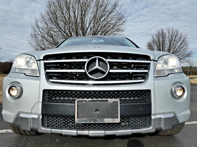 2009 Mercedes-Benz ML63 6.3L AMG Leesburg, Virginia 8