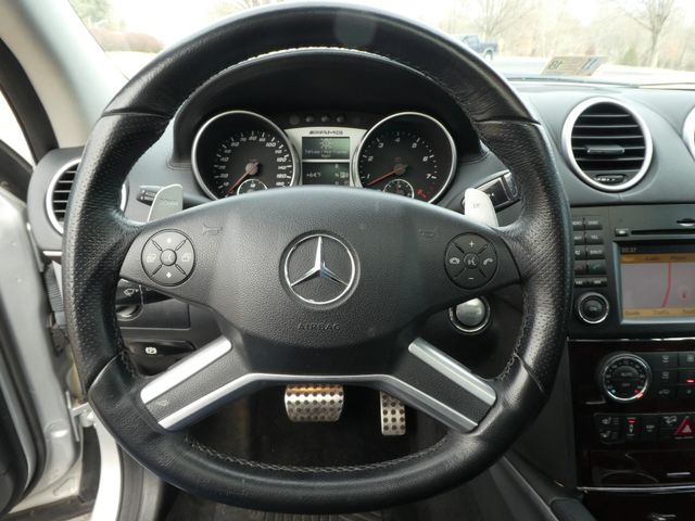 2009 Mercedes-Benz ML63 6.3L AMG Leesburg, Virginia 16