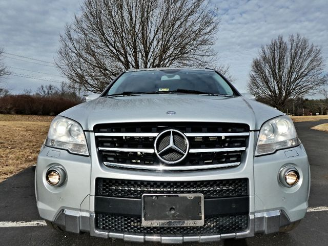 2009 Mercedes-Benz ML63 6.3L AMG Leesburg, Virginia 6