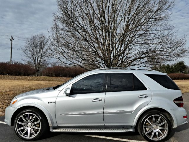 2009 Mercedes-Benz ML63 6.3L AMG Leesburg, Virginia 5