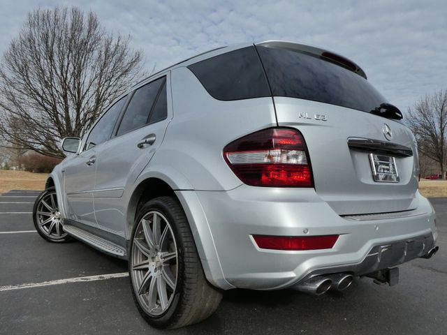 2009 Mercedes-Benz ML63 6.3L AMG Leesburg, Virginia 2