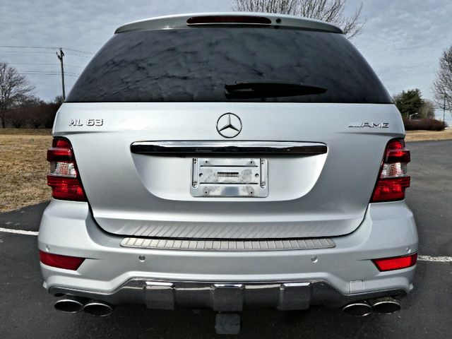 2009 Mercedes-Benz ML63 6.3L AMG Leesburg, Virginia 7