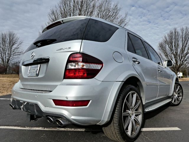 2009 Mercedes-Benz ML63 6.3L AMG Leesburg, Virginia 3