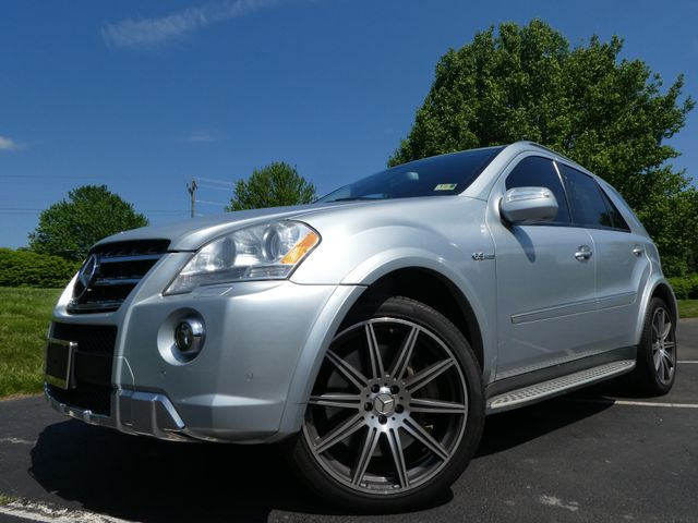2009 Mercedes-Benz ML63 6.3L AMG Leesburg, Virginia 0