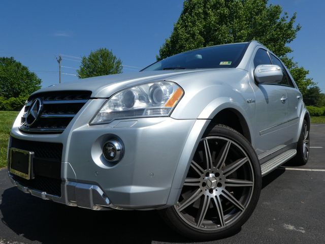 2009 Mercedes-Benz ML63 6.3L AMG Leesburg, Virginia 33