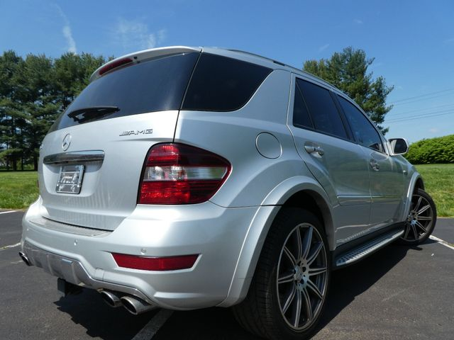 2009 Mercedes-Benz ML63 6.3L AMG Leesburg, Virginia 4