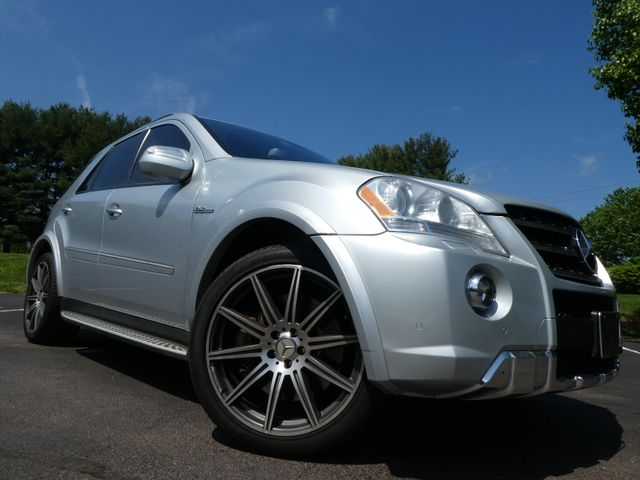 2009 Mercedes-Benz ML63 6.3L AMG Leesburg, Virginia 35