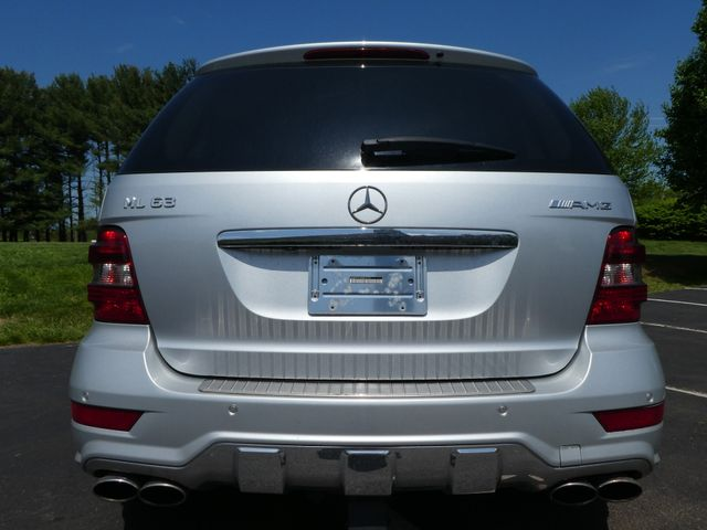 2009 Mercedes-Benz ML63 6.3L AMG Leesburg, Virginia 36