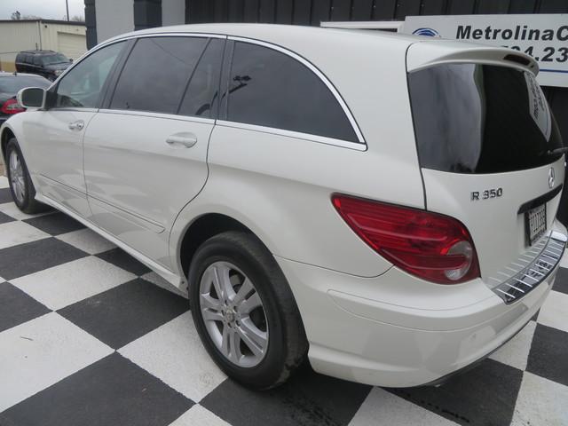 2009 Mercedes-Benz R350 3.5L Charlotte-Matthews, North Carolina 6