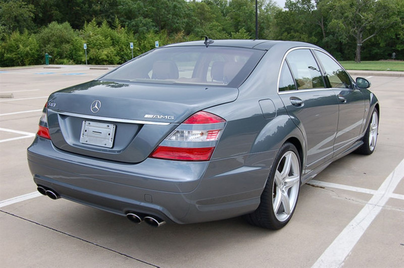 2009 Mercedes Benz S63 Amg Only 54k Mls Garland Texas 75040