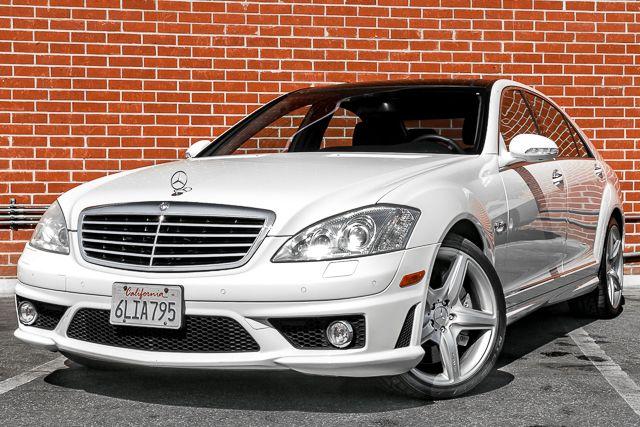 2009 Mercedes-Benz S63 6.3L V8 AMG Burbank, CA 0