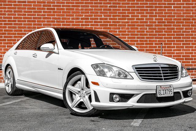 2009 Mercedes-Benz S63 6.3L V8 AMG Burbank, CA 1