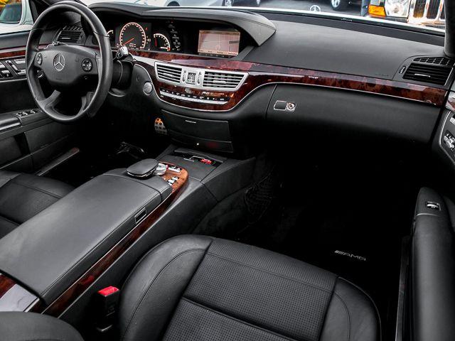 2009 Mercedes-Benz S63 6.3L V8 AMG Burbank, CA 12