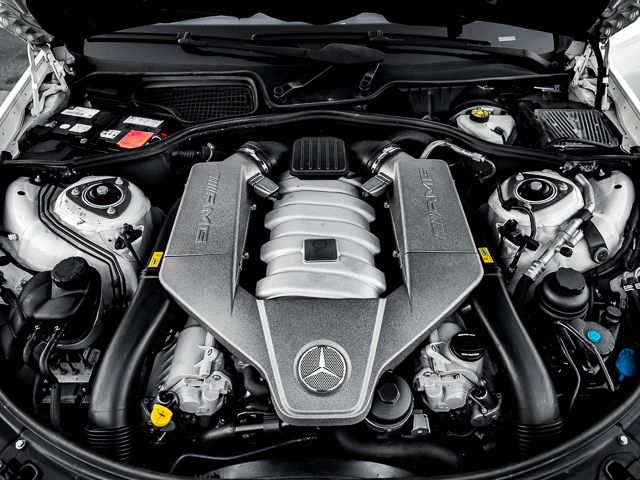 2009 Mercedes-Benz S63 6.3L V8 AMG Burbank, CA 30