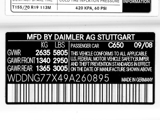 2009 Mercedes-Benz S63 6.3L V8 AMG Burbank, CA 37