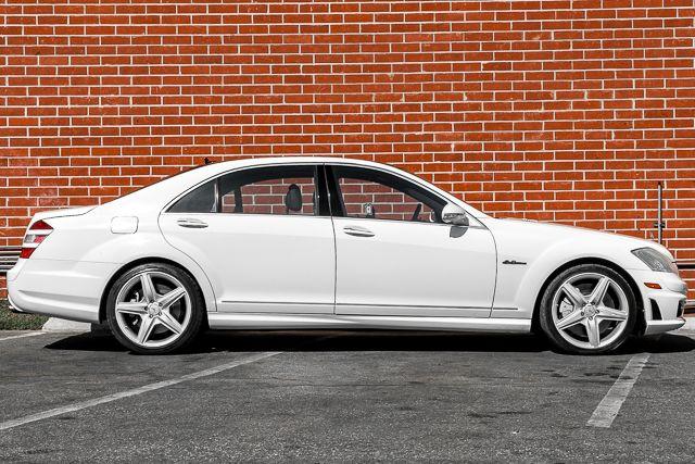 2009 Mercedes-Benz S63 6.3L V8 AMG Burbank, CA 4