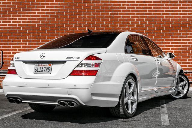 2009 Mercedes-Benz S63 6.3L V8 AMG Burbank, CA 6
