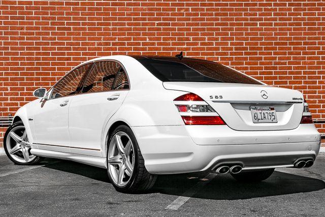 2009 Mercedes-Benz S63 6.3L V8 AMG Burbank, CA 7