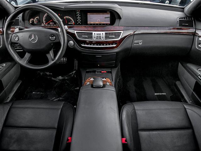 2009 Mercedes-Benz S63 6.3L V8 AMG Burbank, CA 8