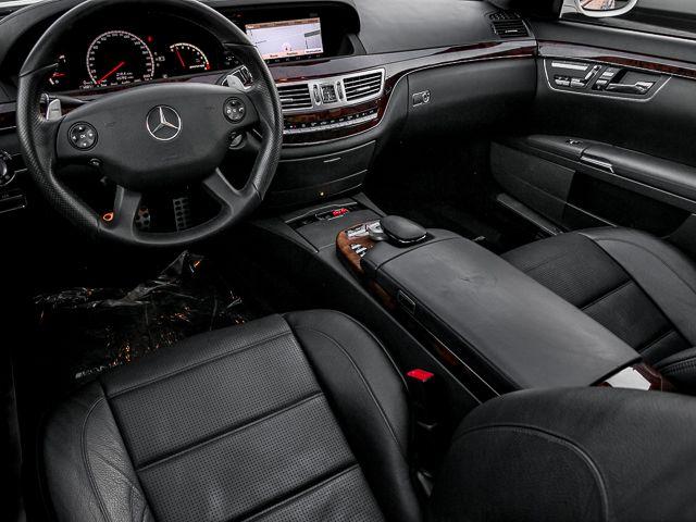 2009 Mercedes-Benz S63 6.3L V8 AMG Burbank, CA 9