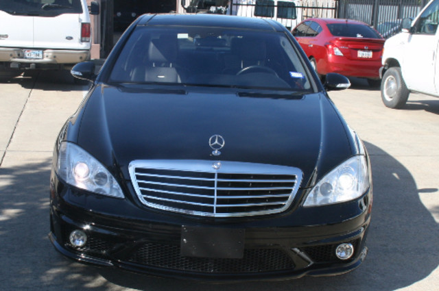 2009 Mercedes-Benz S63 6.3L V8 AMG Houston, Texas 0