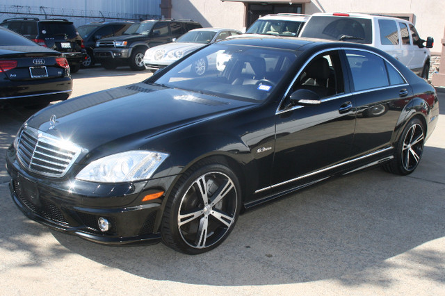 2009 Mercedes-Benz S63 6.3L V8 AMG Houston, Texas 1