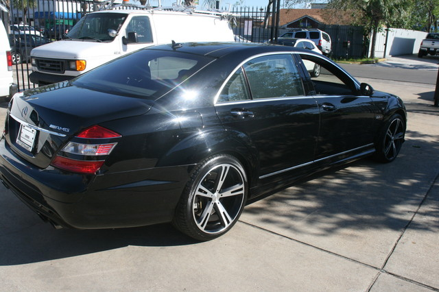 2009 Mercedes-Benz S63 6.3L V8 AMG Houston, Texas 7