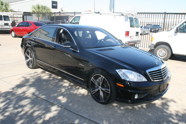 2009 Mercedes-Benz S63 6.3L V8 AMG Houston, Texas 8