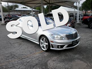 2009 Mercedes-Benz S63 Sedan  Msrp was $141,660.00 new San Antonio, Texas