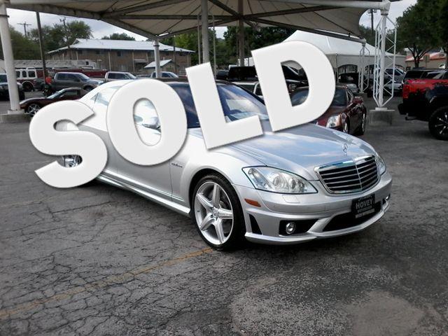 2009 Mercedes-Benz S63 Sedan  Msrp was $141,660.00 new San Antonio, Texas 0