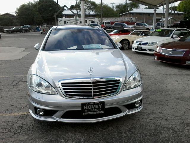 2009 Mercedes-Benz S63 Sedan  Msrp was $141,660.00 new San Antonio, Texas 2