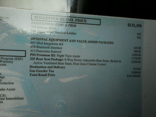 2009 Mercedes-Benz S63 Sedan  Msrp was $141,660.00 new San Antonio, Texas 40