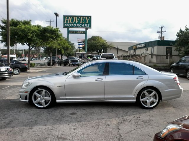 2009 Mercedes-Benz S63 Sedan  Msrp was $141,660.00 new San Antonio, Texas 4