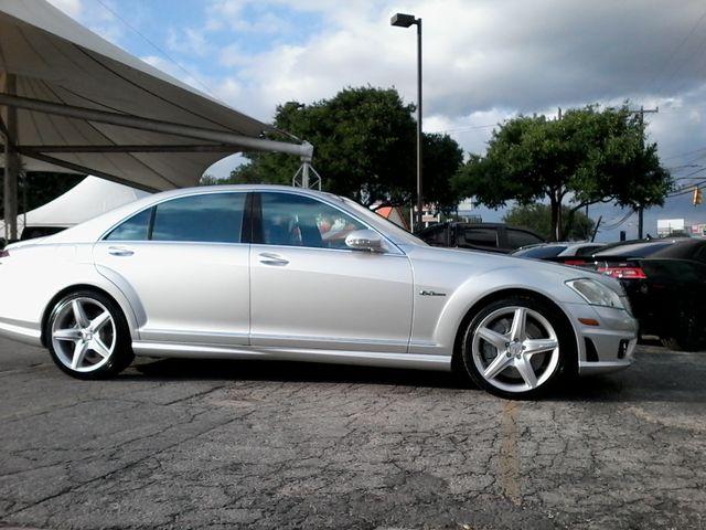 2009 Mercedes-Benz S63 Sedan  Msrp was $141,660.00 new San Antonio, Texas 5