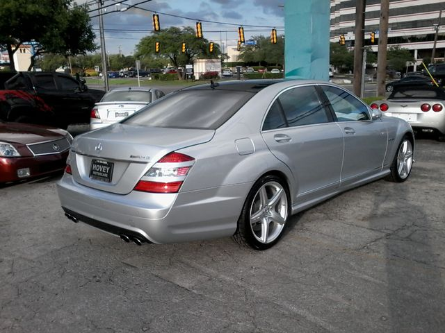 2009 Mercedes-Benz S63 Sedan  Msrp was $141,660.00 new San Antonio, Texas 7
