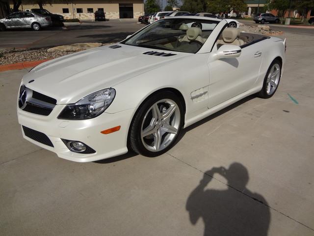 2009 Mercedes-Benz SL550 V8 Austin , Texas 1