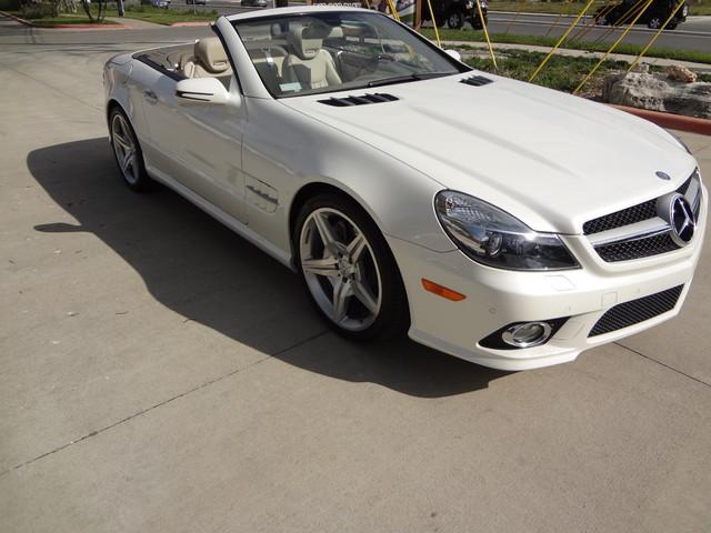 2009 Mercedes-Benz SL550 V8 Austin , Texas 7