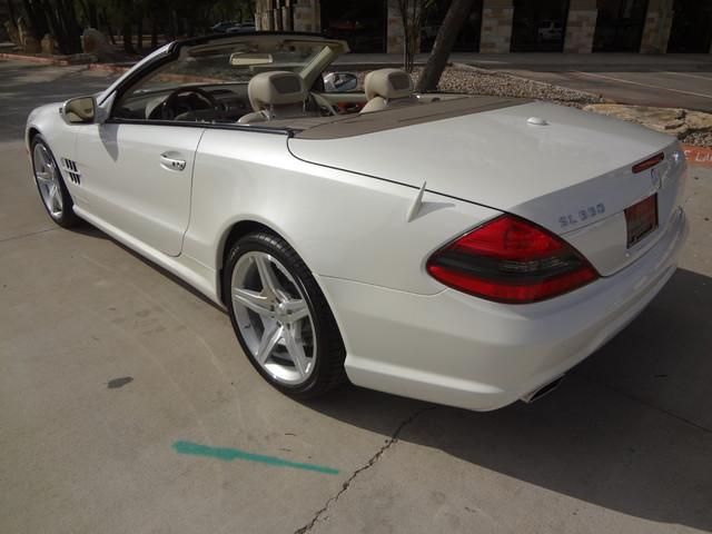 2009 Mercedes-Benz SL550 V8 Austin , Texas 3